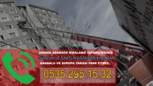 Asansör Kiralama Fiyatları